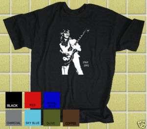 STEVE CLARK (DEF LEPPARD) quality t shirt ALL SIZES