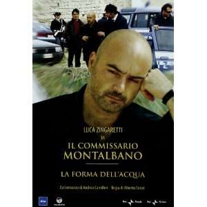 Il Commissario Montalbano   La Forma DellAcqua: Luca