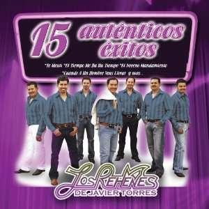 15 Autenticos Exitos Los Rehenes Music