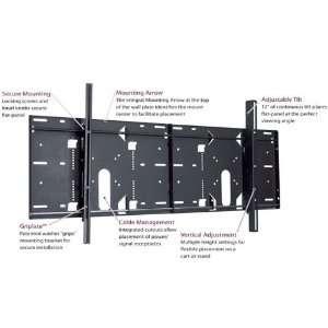 Premier Mounts Tilting Mount for Flat Panels up to 84 CTM