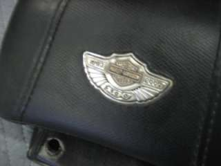 2003 Harley Davidson FLSTF Softail 100th Anniversary Passenger Pillion