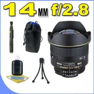Nikon 14MM f/2.8D ED AF Ultra Wide Angle Nikkor Lens