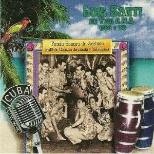 En Vivo 1950 Y 52 Luis Santi Music