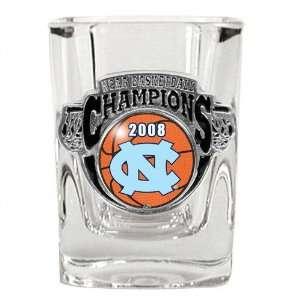 North Carolina Tar Heels 2008 NCAA Basketball National Champions Shot