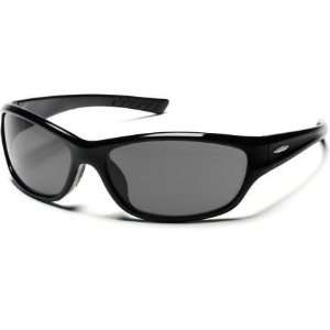 Optics Suncloud Nomad Sunglasses Black/Gray Lens S NOPPGYBK (Closeout