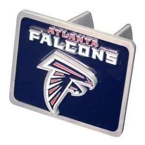 Atlanta Falcons Trailer Hitch Cover Automotive
