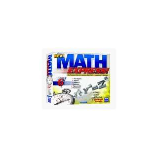 Math Express Grade 6 up Software