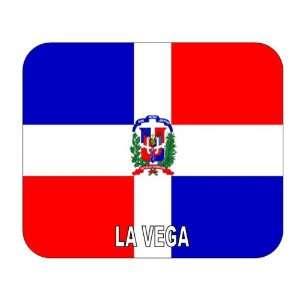 Dominican Republic, La Vega mouse pad