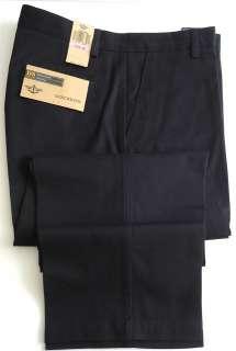 DOCKERS Mens Pants, D3 Classic Fit Refined Khaki Flat Front Style