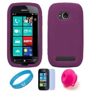 Protective Skin Cover For T Mobile Nokia Lumia 710 Nokia Windows Phone