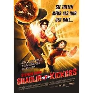 Poster German 27x40 Stephen Chow Vicki Zhao Man Tat Ng