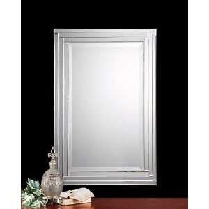 Dazzling Extra Large Frameless Wall Vanity Mirror