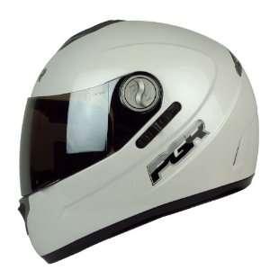 PGR DV100 Dual Visor DOT ECE APPROVED Motorcycle Street Bike Full Face