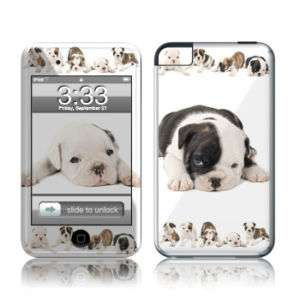 iPod Touch 1st Generation Skin Case Cover Puppy Dogs