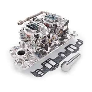 Edelbrock Performer Intake Manifold and Carburetor Kits