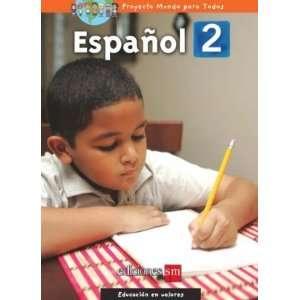 Espanol 2 (Mundo Para Todos) (9781933279541) Ediciones SM Books