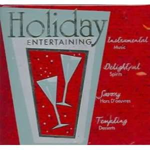 Holiday Entertaining Music (W/Book) Various Artists