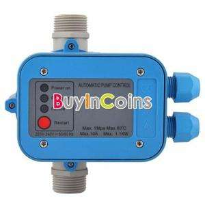Water Pump Pressure Controller Electric Electronic Switch Control Unit