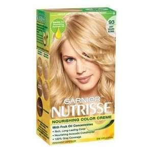 Garnier Nutrisse # 93 Light Golden Blonde (Honey Butter