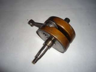 1996 Honda CR250 Engine Crankshaft Crank Shaft   Image 02