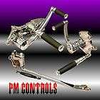 PERFORMANCE MACHINE FORWARD FOOT CONTROLS 2 EXTENDED HARLEY DAVIDSON