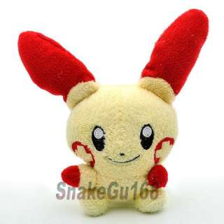 Pokemon Plusle Plush Soft Doll Toy New+PC651