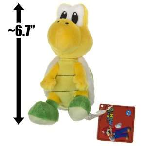 Koopa ~6.7 Plush   Super Mario Bros Plush Series Toys