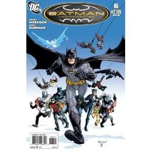 Batman Incorporated #6 (0761941296616): DC COMICS, Chris