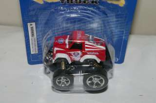 MLB Mini Die Cast Monster Truck Philadelphia Phillies Fleer |