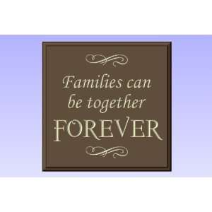 Decorative Wood Sign Plaque Wall Decor With Quote When