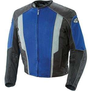 Joe Rocket Phoenix 5.0 Jacket   Large/Blue/Black
