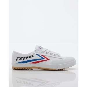 Feiyue Fe Lo White/Red/Blue