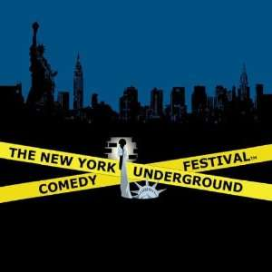 New York Underground Comedy Festival Various Artists Music