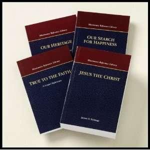 Russell Ballard, Elder James E. Talmage, Ballard, Talmage, Four