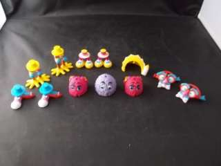 McDonalds Happy Meal Funny Fry Friends Toys 12 Pieces January 1990