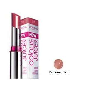 Loreal Colour Juice Personali Tea 805: Everything Else