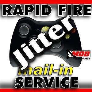 XBOX Rapid Fire Controller @ 20 MODE @ MAIL IN SERVICE