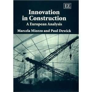 European Analysis (9781843765219) Marcela Miozzo, Paul Dewick Books