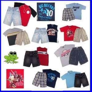 Spring Summer Clothing~Sz 7~Nike Place Gymboree OshKosh Marvel
