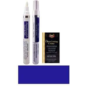 1/2 Oz. Medium Melina Blue Metallic Paint Pen Kit for 1998
