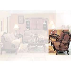 Yuan Tai CE8000C Celebrity Fabric/Woodtrim Chair Sports