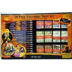 Disneys 90 Piece Halloween Treat Kit Disney Princess, Tinker Bell