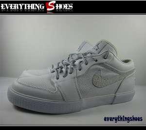 Nike Air Jordan Retro V.1 White Stealth Casual Shoes 481177100