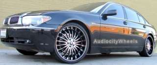 22inch Wheels and Tires Mercedes Benz S550 ML GL Rims