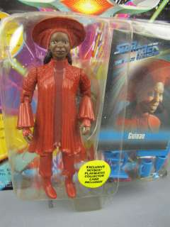 Star Trek Next Generations GUINAN Toy Figure Sealed