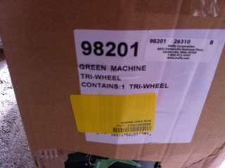 Huffy Green Machine 98201