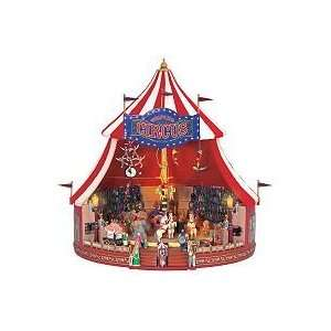 Mr. Christmas Worlds Fair Big Top Home & Kitchen