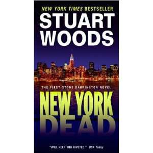 New York Dead (text only) Reprint edition by S. Woods: S. Woods