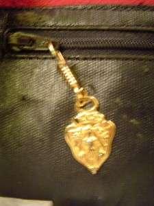 VINTAGE GUCCI Fuchsia Suede Fanny Pack Waist Belt Bag