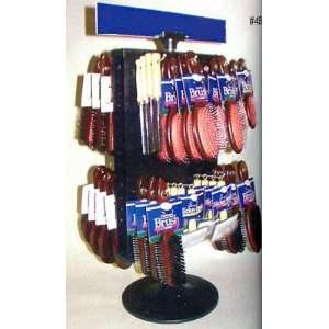 Top Quality Grooming Brush Table Top Display